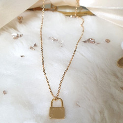 Collier mini Lock