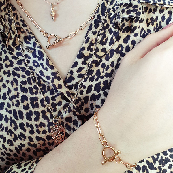Collier chaîne Valy