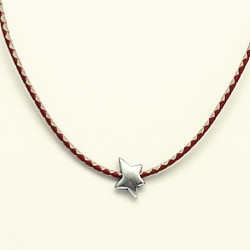 COLLIER HOMME ETOILE